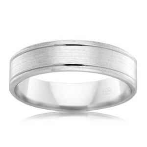 Mens Platinum Rings