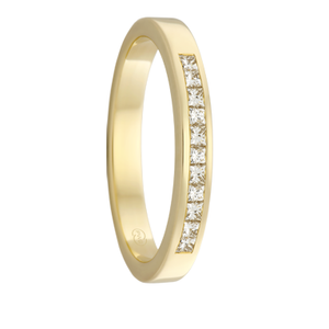 The Celestina Women's Diamond Wedding Ring - F3444