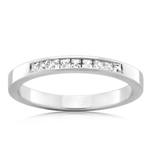 The Aurore Women's Diamond Wedding Ring - F3551