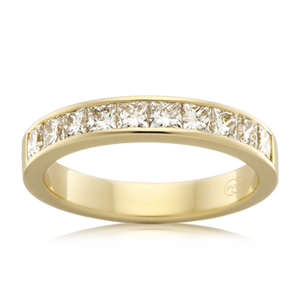 The Malia Women's Diamond Wedding Ring - F4281
