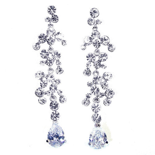 Nova Bridal Earrings