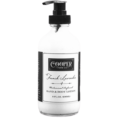 French Lavender Botanical Infused Lotion