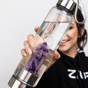 Quartz Water Bottle