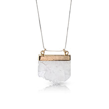 Load image into Gallery viewer, Quartz Pendant