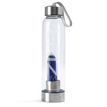Load image into Gallery viewer, Lapis Lazuli Water Bottle