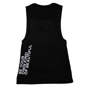 "ZIUR ""BeYourOwnKindOFBeautiful"" Motivational Tank"