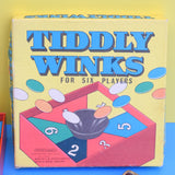 Vintage 1960s Tiddly Winks Game