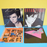 Vintage 1980s Records / Vinyls - Paul Young, Roxy Music / Bowie x8