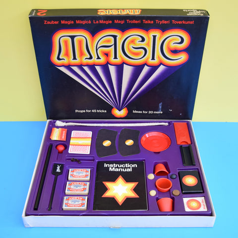 Vintage 1970s Magic Set - Thomas Salter - Boxed
