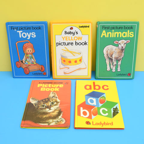 Vintage Ladybird Books - Picture Books (Younger Children)