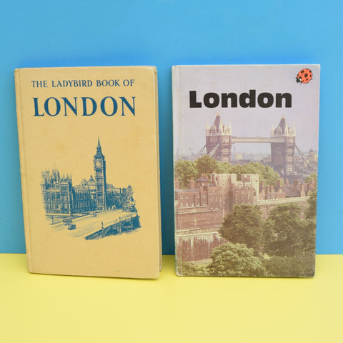 Vintage Ladybird Books - London (Choice)