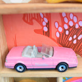 Vintage Miniature Collectables - Wooden Display Unit - Matchbox Cars