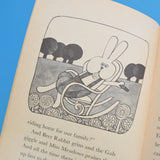 Vintage 1960s Book - Jackanory Brer Rabbit Stories - lovely Illustrations