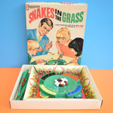 Vintage 1960s Game - Snakes In The Grass - Boxed