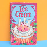 Vintage 1970s American Book - Ice Cream Making Recipes