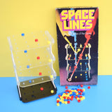 Vintage 1970s Space Lines Game - 3D Game Of The Future - Boxed