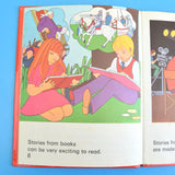 Vintage 1980s Pre School Children's Books - lovely Illustrations