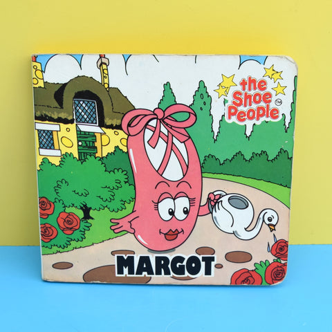 Vintage 1980s Shoe People Book - Margot The Ballet Shoe
