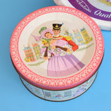 Vintage 1970s/ 80s Quality Street Chocolate Sweet Tins