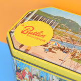 Vintage 1970s Butlins Tin - Great Images
