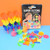 Vintage 1970s Super Octons - by Galt (Boxed)