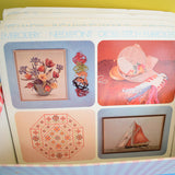 Vintage 1970s File Of Craft Projects & Ideas - Creative Patterns - Publishing Innovations Ltd