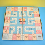 Vintage 1950s Game - Waddington - Careers Game