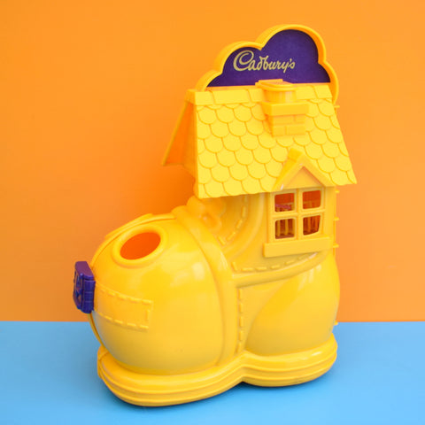 Vintage 1990s Bluebird Big Boot Sweet Shop - Cadburys