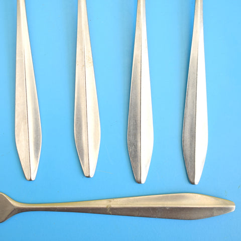 Vintage 1960s Stainless Cutlery - Inka - Norway