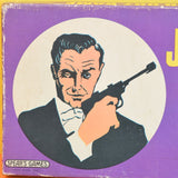 Vintage 1960s The James Bond Secret Service Game - by Spears