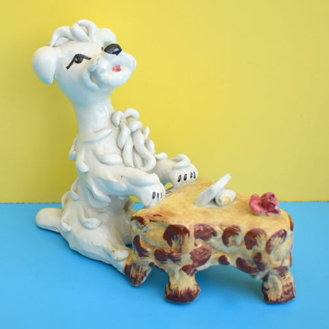 Vintage 1950s Italian Spaghetti Dog Band - Sold Individually