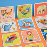 Vintage 1960s Snap Card Game - Fantastic Images - Ideal For Framing