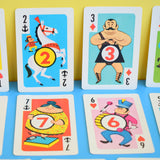 Vintage 1960s Playing Cards - Fantastic Images - Ideal Framing (1-11)