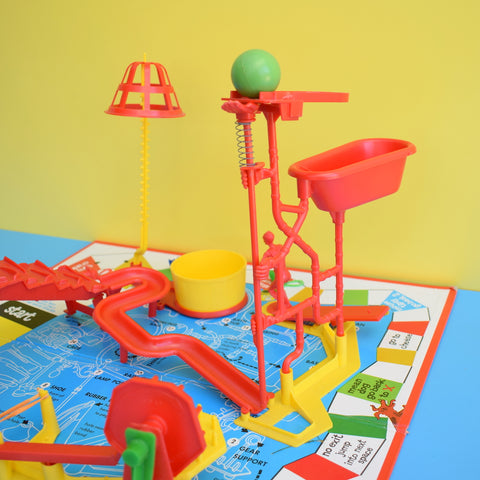 Vintage 1970s Mouse Trap Game - Great Graphics