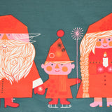 Vintage 1960s Swedish (Stobo) Wall Hanging - Al Eklund - Christmas