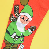 Vintage 1970s Swedish Christmas Stockings - Two Designs