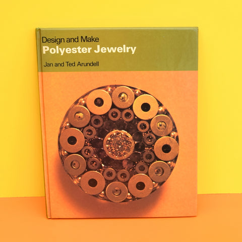 Vintage 1970s Design & Make Book - Polyester Jewelry (Jewellery)