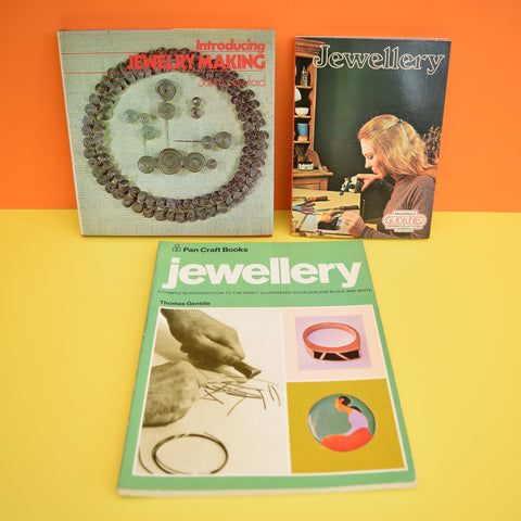 Vintage 1970s Jewellery Making Books - Choose From Selection