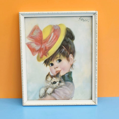 Vintage 1960s Picture - Harriet by Stevens