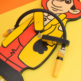 Vintage Novelty Fireman Garden Sprinkler - The Animated Sprinkler Co Canada