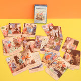 Vintage 1950sEnid Blyton Famous Five Card Game - Fantastic Images - Ideal For Framing