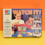 Vintage 1970s Game - MB Games - Watch It! Memory Game