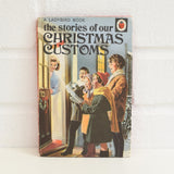 Vintage Ladybird Books - Christmas Customs - RESERVED