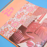 Vintage 1970s Crown Wallpaper & Colour Design Book - Fantastic Prints