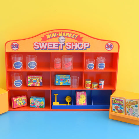 Vintage 1980s Songbird Sweet Shop & Mini Market - Boxed