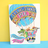 Vintage 1970s Alligator Pie Poem Book - Gorgeous Illustrations