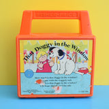 Vintage 1980s Fisher Price Music Box - That Doggy In The Window