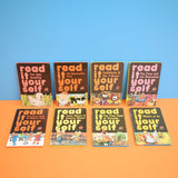 Vintage Ladybird Books - Read It Yourself - Selection