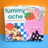 Vintage 1980s Tummy Ache Game - Great Graphics