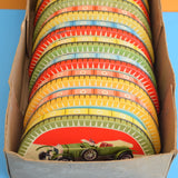 Vintage 1950s Sharps Toffee Tin Selection - Vintage Car Club
